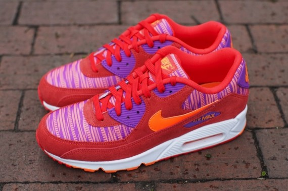 Air Max 90 Essential Light Crimson Crimson' 5 Nike Air Max 90