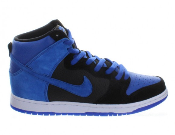 Nike Dunk High Pro SB Black: Royal - Available Now