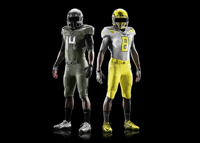 Nike Introduces Oregon Spring Game Uniforms