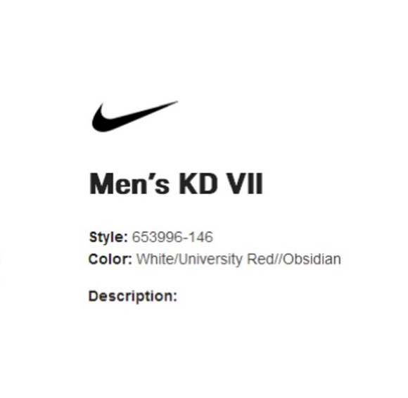 Nike KD VII Gets a Release Date