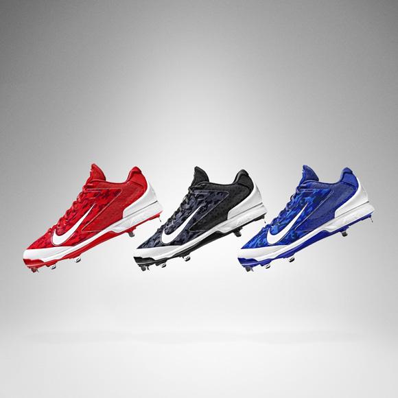 Nike Memorial Day Huarache Pro Cleat PE 1