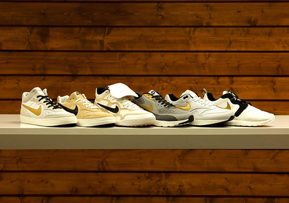 Nike Sportswear World Cup 'Gold Trophy' Collection 1