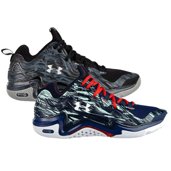 Under Armour Micro G Charge Volt Low 'Cammo' - Available Now