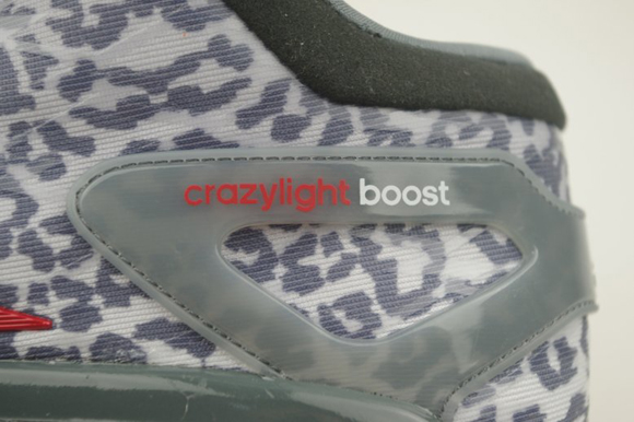 buy popular d36fa 8ed7f adidas Crazy Light Boost 4 Dame – Up Close  Personal 9