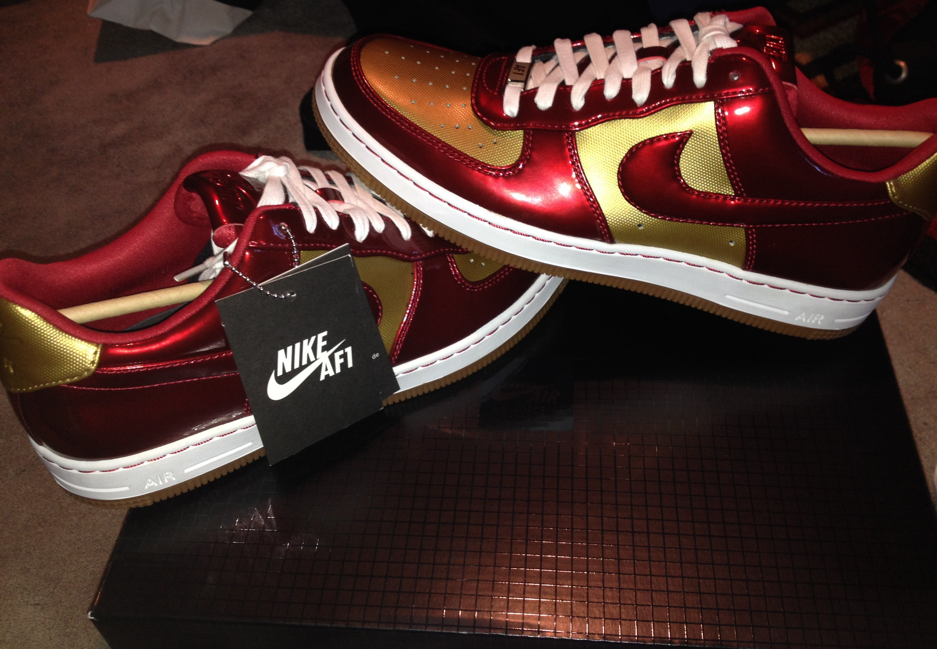 the latest 7f502 812f5 ... air force 1 iron man air force 1 iron man .