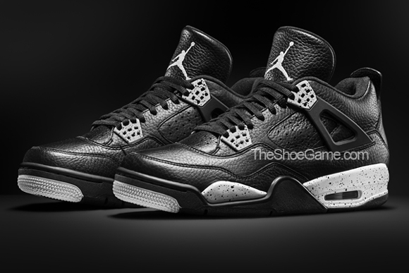 Air Jordan 4 Retro 'Oreo' - Official Look 2