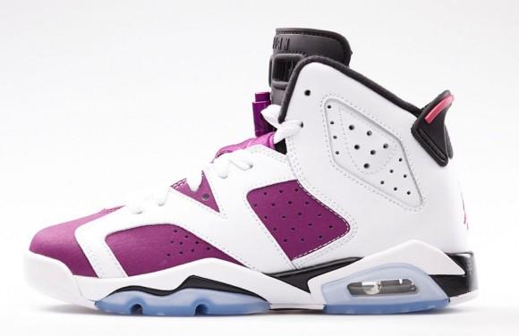 Air Jordan 6 Vivid Pink-1