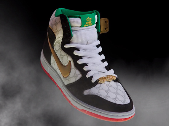 Black Sheep Skate Shop x Nike SB Dunk High - Release Cancelled 2