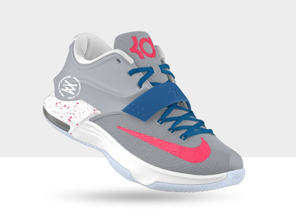 ... design your nike kd7 on nikeid now weartesters