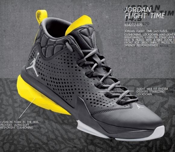 Nike Temps De Vol Air Jordan 14,5 Examen