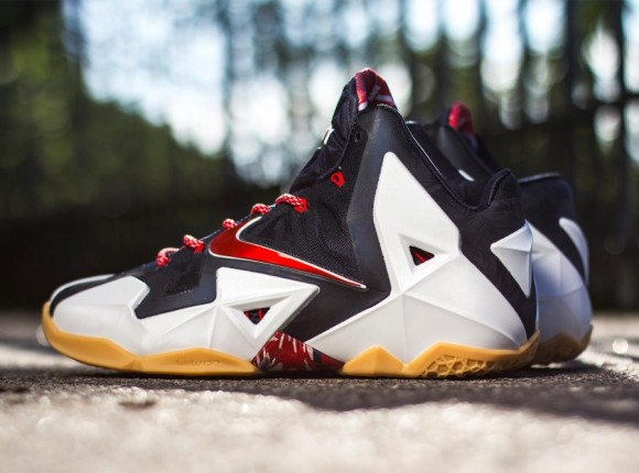 Lebron 11 Independence Day 2