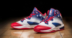 NBA Announces Limited-Editon Anniversary Shoes