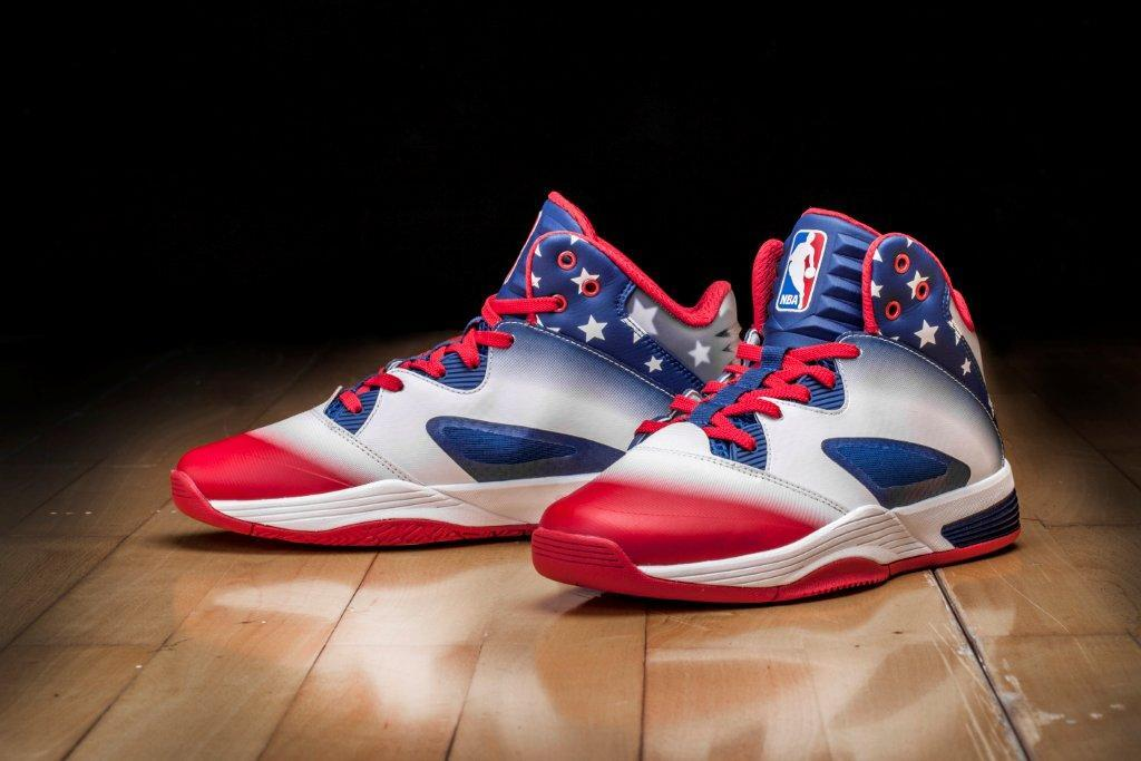 NBA Announces Limited-Editon Anniversary Shoes - WearTesters