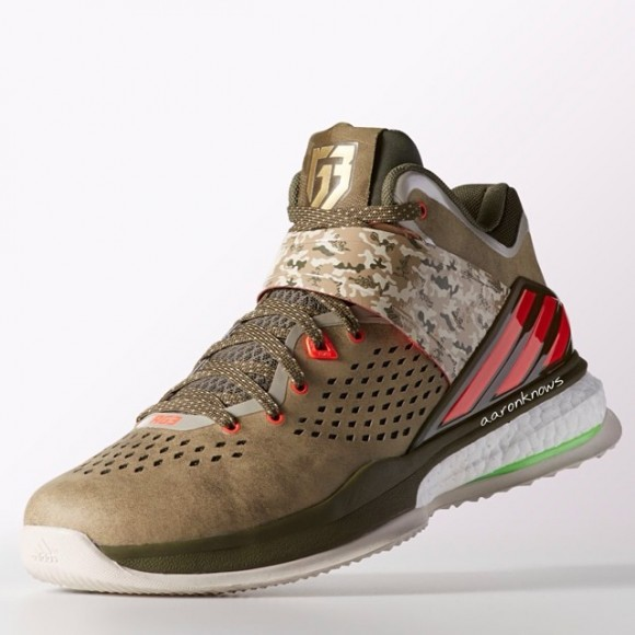 New Camo Colorway of the RG3 Boost Trainer -1