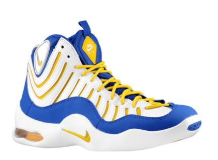 Nike Air Bakin' 'Golden State' - Available Now 1