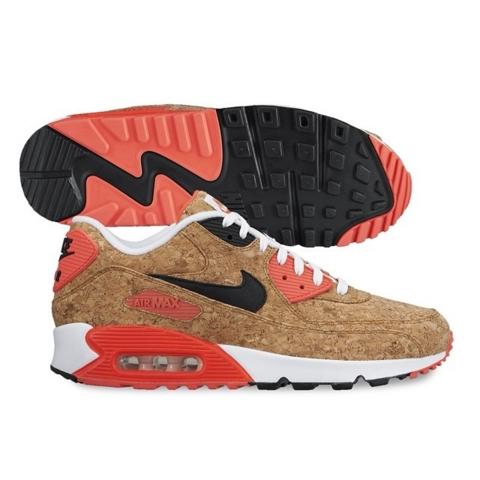 Nike Air Max 1 Schoenen Zwart Oranje