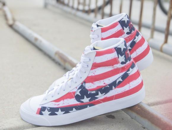 Nike Blazer Mid 77 Résurgence De Jour De L'indépendance boutique pas cher kzf5rD7G