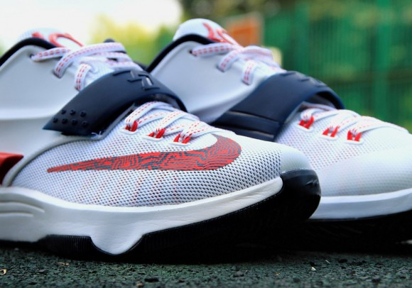 Nike KD VII 'Independence Day' – Up Close & Personal 2