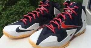 Nike LeBron XI 'USA' – Release Info