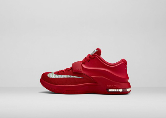 Nike Unveils Upcoming KD 7 Colorways - WearTesters
