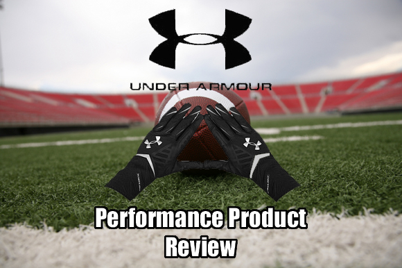 Under Armour Highlight Receiver Glove Performance Review