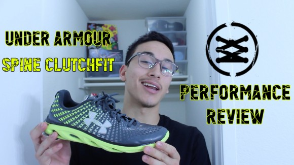 Under Armour Spine Clutch Performance Review – Thumbnail