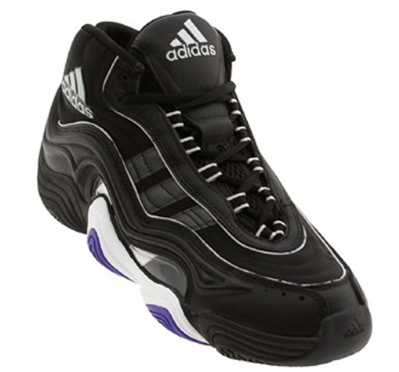 adidas Crazy 2 (KB8 II) Black Power Purple - Available Now 2