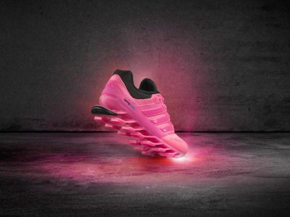 mens adidas springblade drive 2.0 pink