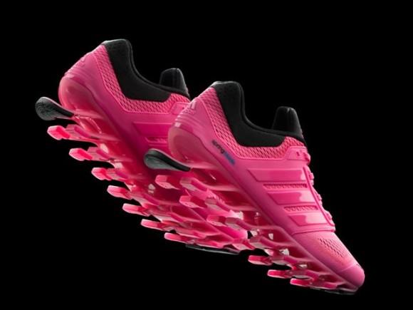 super popular 43d71 230ed adidas springblade pink