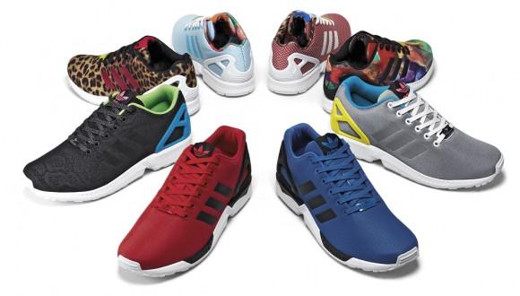 adidas Originals 2014 FallWinter ZX FLUX