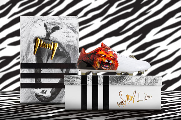 adidas x Snoop Dogg  adizero 5-Star Snoop Lion Edition Cleat 6