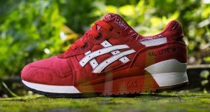 Asics Gel Lyte III – Bandana Pack – Detailed Photos