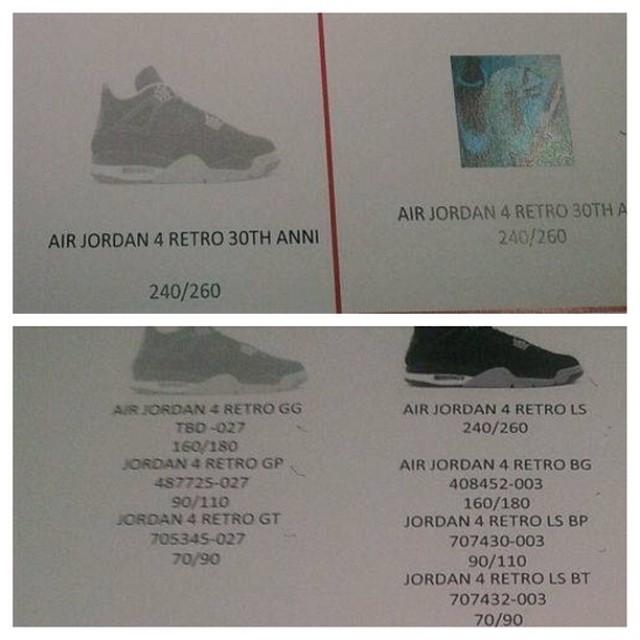 air jordan 7 30 anniversary
