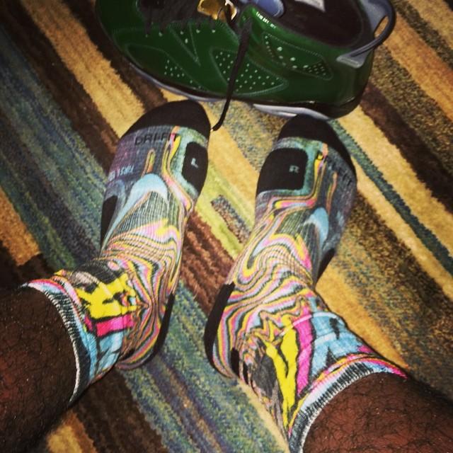 kyrie 4 elite socks