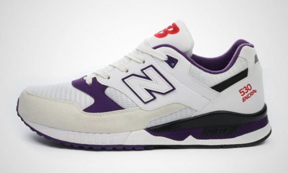 new arrival 63a48 d3bbe New Balance 530 OG White/Purple - Detailed Images - WearTesters