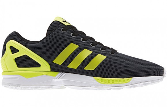 Adidas Zx Flux Yellow And Black