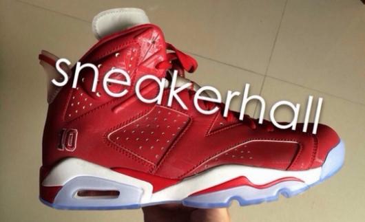 Air Jordan 6 Retro 'Slam Dunk' - First Look 1