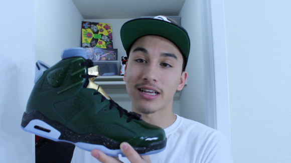 Jordan 6 Championship Pack Champagne – Detailed Review-1