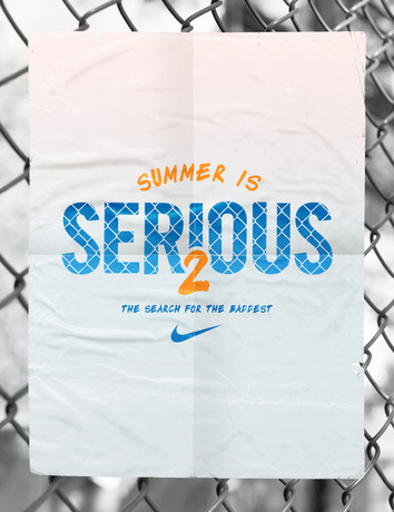 Nike Basketball's Summer is Serious 2 1