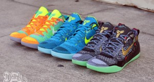 Nike Kobe 9 Elite Turned into Low Tops