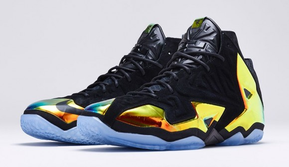 Nike LeBron 11 EXT 'King's Crown' - Official Look 1