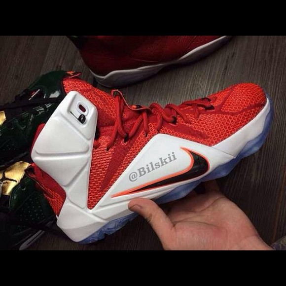 nike lebron 12 lion heart another look weartesters