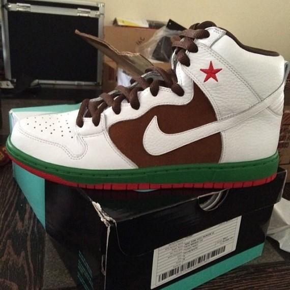Nike SB Dunk High 'Cali' - WearTesters