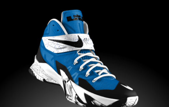 4c881a7d583 Nike Zoom Soldier VIII - Available Now at NIKEiD 1 .