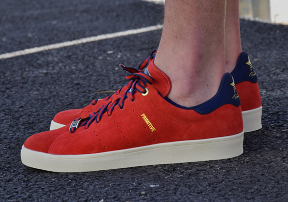 Primitive x adidas Skateboarding Stan Smith Vulc 1