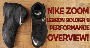 Nike Zoom Lebron Soldier 8 – Performance Overview