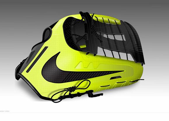 The Vapor 360 Fielding Glove Weartesters