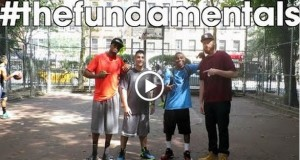 VLOG with MrFoamerSimpson: #TheFundamentals Featuring Nightwing, J.Jones (of KickGenius) & Dre Baldwin