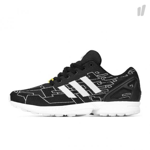 "best sneakers fa986 54f96 adidas Originals ZX Flux Weave ""KnicksKicksOnFire"