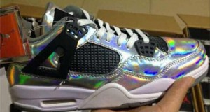 "Air Jordan 4 ""Holographic"""
